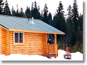 Mountain Retreat Cabin Accomodations
