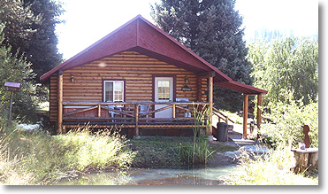 Log Lodge Accomodations