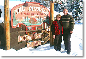 Outback Owners - Harv & Colleen