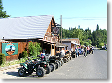 Timber Inn ATV Ride